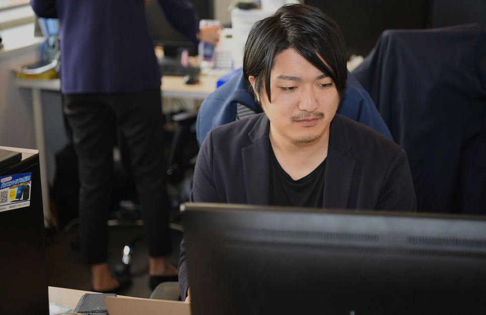 インフラマネージャー 増田大貴